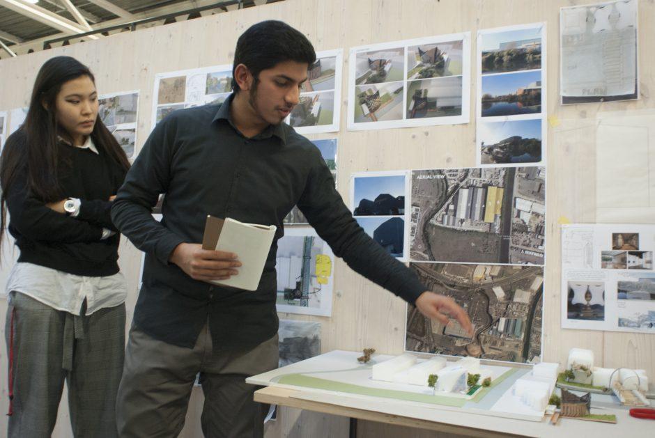 Building futures programme