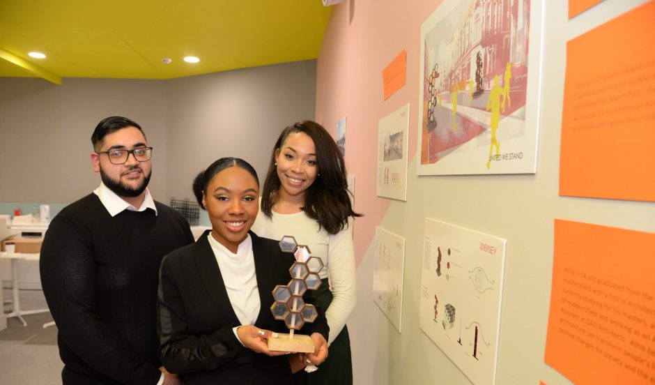 Design competition winners announced
