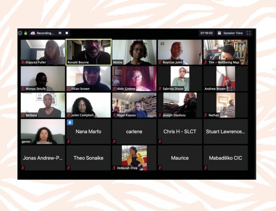 Virtual BME Network Meeting