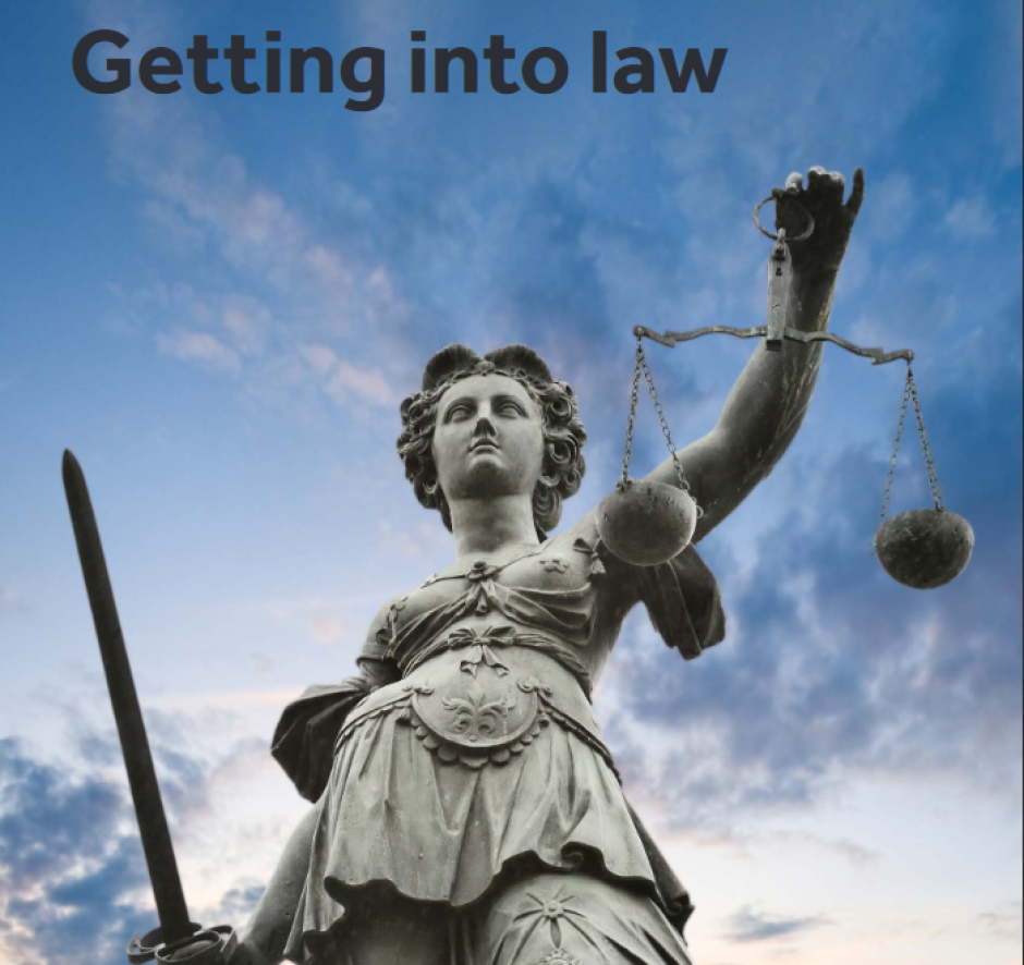 Getting into Law toolkit launched